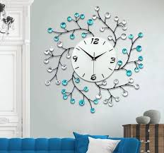 3d big wall clock modern design
