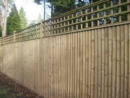 Close Board Trellis Closeboard Fence Panels Clayton S Fencing