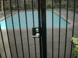 Swimming Pool Fence Gallery Pacific Fence Wire Co
