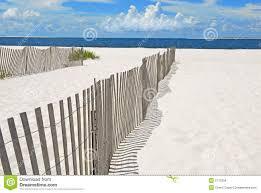 Sand Dune Fences On Beach Stock Photo Image Of Picket 5770356