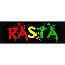 Rasta And Reggae Bumper Stickers 08