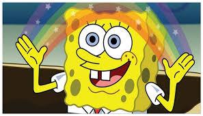 gambar kartun lucu terbaru spongebob squarepants