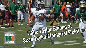 Sean Taylor 2020 CB Gabe Taylor ...