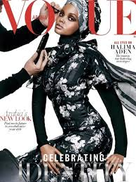 For The First Time Ever, Three Black Hijabi Models Grace The Cover Of A  Magazine