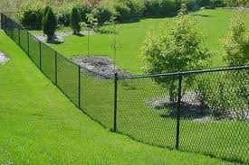 Coating Pvc Coated Chain Link Fence For Fencing Size 2 2 Rs 119 Kg Id 19170422688