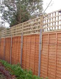 13 Attractive Ways To Add Privacy To Your Yard Deck With Pictures Garden Privacy Trellis Fence Fence