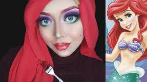makeup artist who uses her hijab