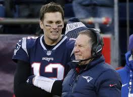 Bill Belichick reflects on Tom Brady ...