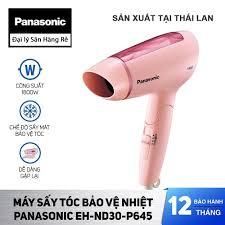 Máy sấy tóc gấp gọn 1800W Panasonic EH-ND30-P645 sản xuất Thái Lan - Hàng chính  hãng bảo hành 12 tháng - 515,000