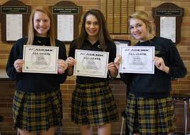 """Lutheran South on Twitter: """"Congrats to Abbie Meyer, Emma Lind and Katie  Brown as well as Natalie Robinson, Danielle Bishop (out sick 🤧) for  earning Academic All-State Volleyball honors!… https://t.co/T4rfNTMVGs"""""""