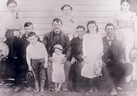 Descendants of Francis Marion Powell, Montgomery Co., Arkansas