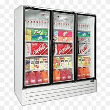 refrigerator window sliding glass door