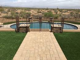 Pool Safety Fencing Best Pool Fences In Arizona