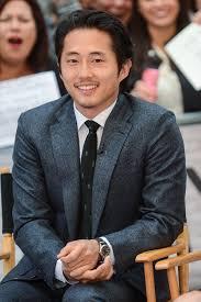 It's Official: Steven Yeun Is the Sexiest Man Walking | Steven yeun, Steven  yuen, Steve yeun