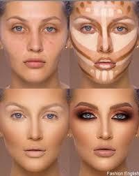 best contour highlight makeup tutorial
