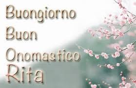 Santa Rita 22 Maggio: frasi e immagini buon onomastico Rita