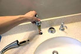 how much to replace bathroom sink