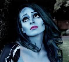 12 scary halloween corpse bride makeup