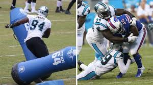 Efe Obada Exclusive: I Need 7,000 Calories A Day To Be 125kg NFL  Lineman…But My Cheat Meal Is KFC, McDonald's AND Burger King! - SPORTbible