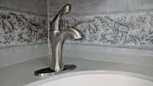 rv bathroom faucet replacement