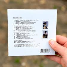 """Manduetto"""" CD by JRP – Townsends"""