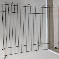 7 Piece Indoor Dog Fence On Carousell