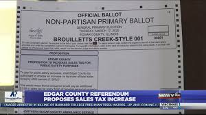 Edgar Co. public safety referendum would increase sales tax by 1 ...
