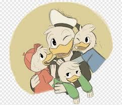 scrooge mcduck donald duck huey dewey
