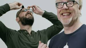 Showing My Desk to Adam Savage - YouTube