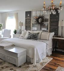 master bedroom reveal repurposed