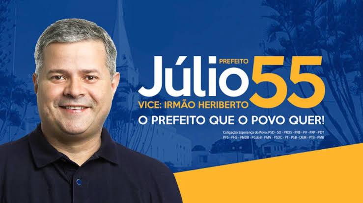 """Resultado de imagem para JÚLIO CESAR (PSD) É ELEITO PREFEITO EM CEARÁ-MIRIM/RN,"""""""