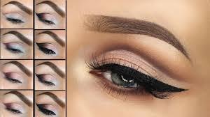 makeup tutorial for brown eyes cat