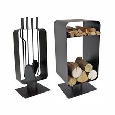 contemporary fireplace accessories that
