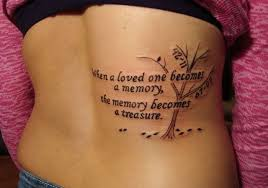 memories quotes when a loved one becomes a memory the memory