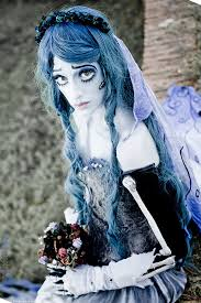 emily from corpse bride daily cosplay