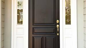 how to paint an exterior door