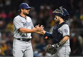 San Diego Padres: A Farewell To Brad Hand and Adam Cimber