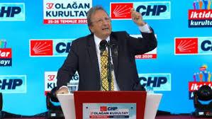 CHP Genel Başkan adayı Tolga Yarman: Rejimin değişmesine çanak ...
