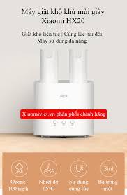 Máy giặt khô khử mùi giày Xiaomi HX20