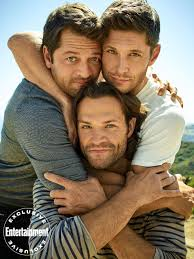 Entertainment Weekly Releases New Photos with 'Supernatural' Stars ...
