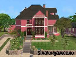 halliwell manor sims 2