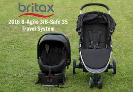britax b agile 3 b safe 35 travel