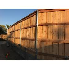 Metal Fence Post Extensions Dallas