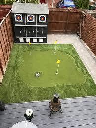 artificial grass putting green 7