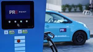 Dobíjení elektromobilů | PREmobilita
