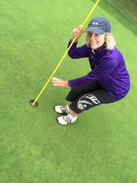 MERIDEN — The women's group at Hunter Golf Club saw its first