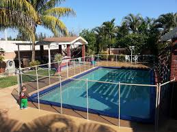 Black Mesh With Beige Border And Poles Florida Pool Pool Fence Pool