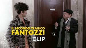 Il secondo tragico fantozzi - Clip