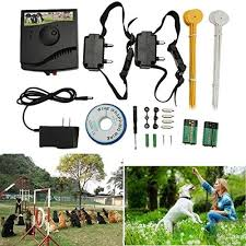 Amazon Com New Underground Waterproof 2 Shock Collar Electric Dog Fence Fencing System Usa Dog Supplies Pet Supplies