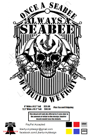 Liberty Vinyl Design Llc Us Navy Seabee Vinyl Decal Available Now Sizes And Pricing In Image Contact Us Today Liberty Vinyl Design Llc To Order Libertyvinyldesign Gmail Com Facebook